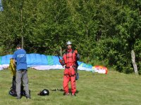 Learn to fly on a paraglider