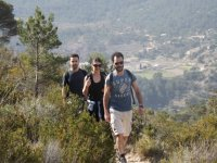 At the top Puig Campana