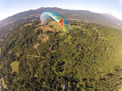 Curso progresión de parapente en Castejón, 5 días
