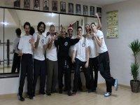 El equipo de IWKA