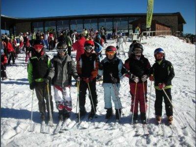 Escuela de Esquí Javalambre Esquí