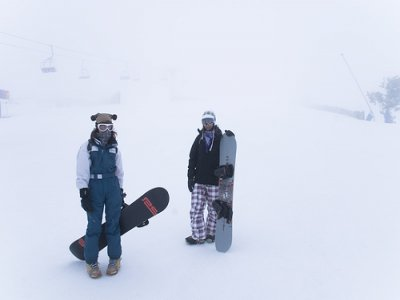 Escuela de Esquí Javalambre Snowboard