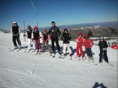 Escuela de Esquí Javalambre