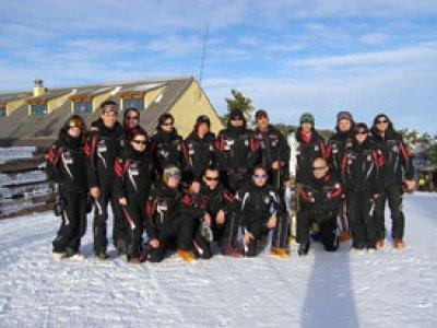 Escuela de Esquí Sierra de Gudar Snowboard