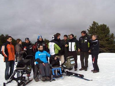 Escuela de Esquí Sierra de Gudar