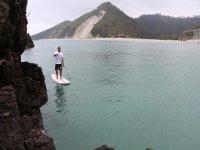 Percorsi di paddle Surf