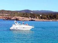 Jornada de navegacion en Baleares