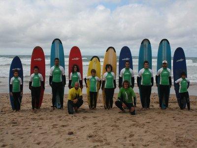 Surf Camps & Escuela de Surf La Rosca Ribadesella Surf