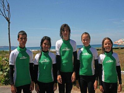 Surf Camps & Escuela de Surf La Rosca Ribadesella Campamentos de Surf