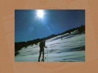 拉瓦内拉雪鞋健行步道