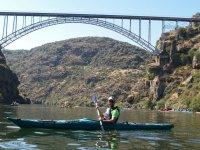 Giornata di sole in canoa