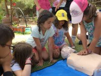 Taller de primeros auxilios
