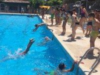 Dias de natacion