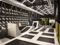 虚拟现实技术床位和弹性蹦床