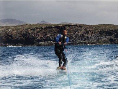 Ocean Jet Ski Tenerife Wakeboard