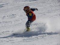 Para que los pequeños empiecen a practicar el esquí