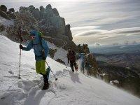 马德里山区的Ascents