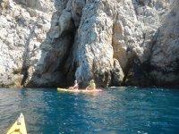 皮划艇海岸