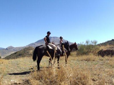 Complejo Rural Caicune Rutas a Caballo