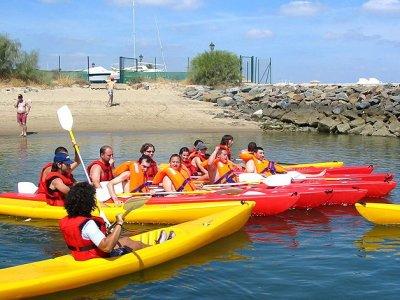 Escuela Internacional de Vela Kayaks