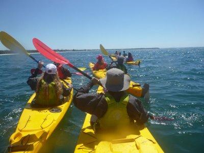 Despedidas Galicia Kayaks