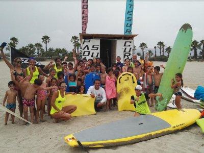 Surfers Castellón Campamentos Urbanos