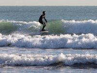 Surfeando en solitario