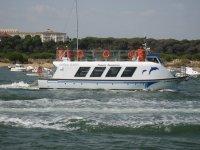 Barca per godersi