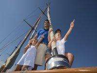 Salidas al mar en familia