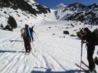 esqui fuera de pista