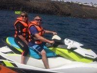 Moto  Seadoo en Costa Teguise