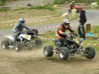 Racing on Quads