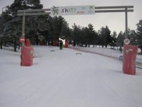 Zona de esqui para peques