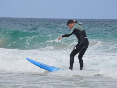Corso di surf a Corralejo 3 giorni 12 ore