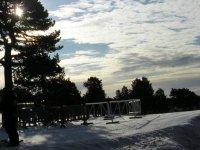 Rutas en temporada de invierno