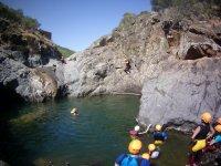 Barrancos acuaticos