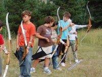 Aprendiendo a tensar la cuerda