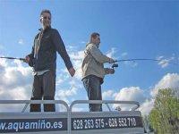 Un día entero de pesca