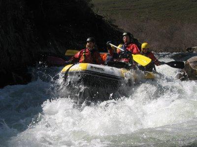 Zamora Natural Rafting
