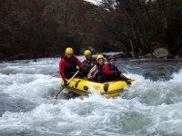 Ruta de aguas bravas en Zamora
