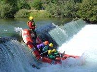Rutas de Rafting en León