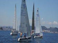 Compétitions entre voiliers