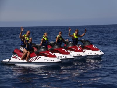 Touristticket Motos de Agua