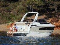 Giro in barca di lusso