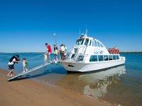 乘船游览Huelva
