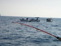Fishing route in Villajoyosa