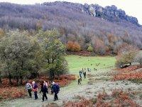 穿越Riojan山谷