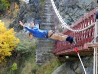 Bungee jumping as a gift