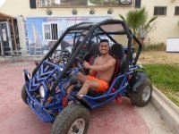 Piloto de buggy