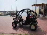 Buggy en puerto Garrucha